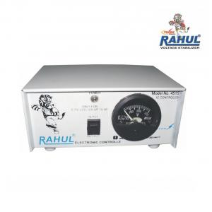 Rahul 4515 C 350VA 140-280V 1 LCD/LED TV + DVD/DTH/Home Theatre Automatic 3 Step Stabilizer