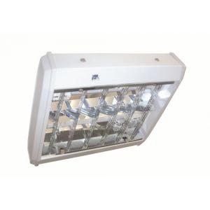 C&S 2X18W Mirror Optics CFL Light