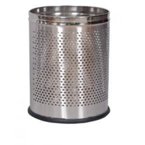 Omkar Perforated Open Bin, Size: 8x12 Inch