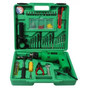 Buildskill 650W Impact Drill Machine Kit with Reversible Function & 105 Accessories, BED2050
