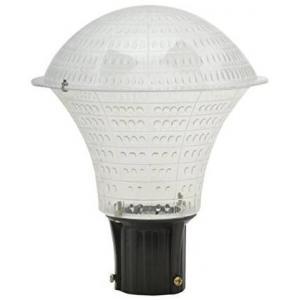 Glow Fixtures Raindrop Clear Garden Gate Light Fixture, GL1176ABD