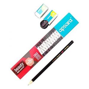 Apsara Beauty Pencils (Pack Of 10)