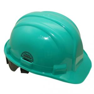 Prima Green Ratchet Safety Helmet, PSH-03