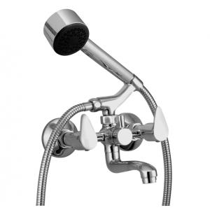 Kamal Wall Mixer (With hand shower) - Vignette, VGN-2841