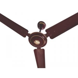 Black Cat Metro Brown Ceiling Fan, Speed: 350 rpm