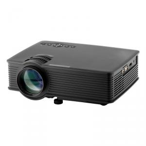 UNIC GP-9 Portable mini Projector LED LCD 1000 Lumens Home Theater Support USB HDMI AV SD for Cinema Game