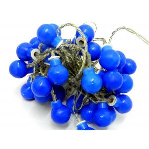 Tucasa Bulb Shape Blue String Light, DW-160