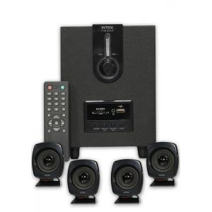 Intex 4.1 Channel Computer Multimedia Speakers Set, IT-2616