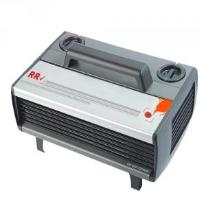 RR Kabel 2 KW Grey Heat Convector With Thermal Cutout & Thermostat