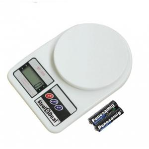 Stealodeal 5 Kg White Electronic Kitchen Weighing Scale With...