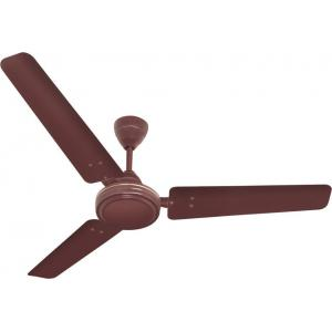 Lucent Lite 350rpm Golden Brown Aluminium Wounded Ceiling Fan, Sweep: 1200 mm