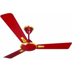 Crompton Greaves 1200mm Aura Decorative Ceiling Fans Ruby, 74W, 360rpm