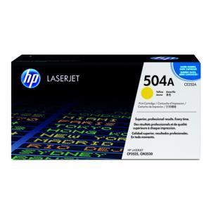HP 5T Yellow Print Cartridge, CE252A