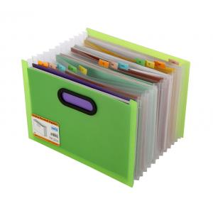 Solo Desktop Document Organizer, FS501, Size: A4, Colour: Frosted Green