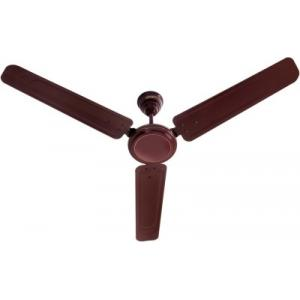 Usha 1200mm Ace Ex Brown Ceiling Fan, Speed: 330 rpm