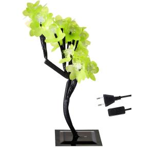 VRCT 10W B-22 LED Light Green Tree Decorative LED Light Bulbs, HD-358