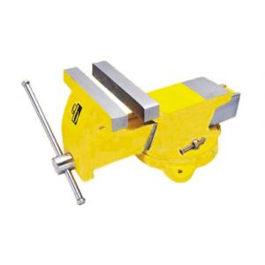 GB Tools All Steel Bench Vice Swivel Base-GB5504 (Size: 8Inch)