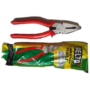 Belto Combination Pliers, Size: 8 Inch (Pack Of 5)