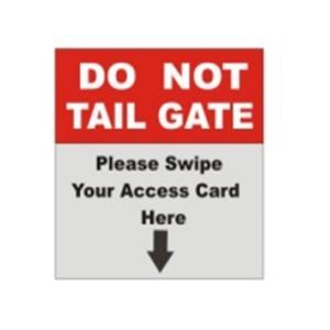 Signtech Access Card Sign Board, GS-29