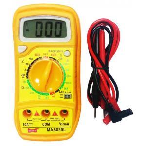 Unity MAS830L Digital Handheld Multimeter Tester