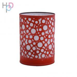 Height Of Design HODNL99 Orange Circles Pattern Night Lamp