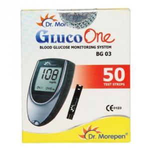 Dr. Morepen Gluco One 50 Strips, BG 03