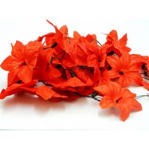 Tucasa Red Flower String Light, DW-20