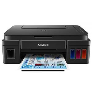 Canon PIXMA G2000 All-in-One InkJet Printer, Black