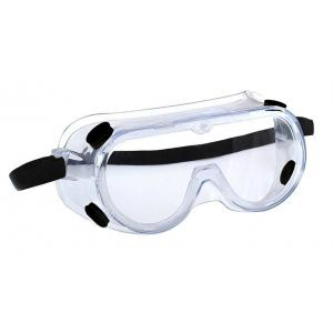 3M Polycarbonate Safety Goggles, 1621 (Pack of 10)
