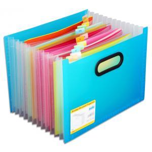 Solo Desktop Document Organizer, FS501, Size: A4, Colour: Frosted Blue