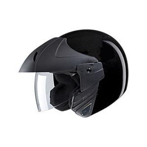 Studds Ninja Concept Black Open Face Helmet, Size: XL