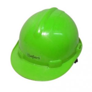 Safari Green Fresh ISI Safety Helmet (Pack of 10)