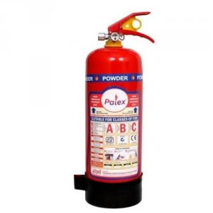 Palex ABC Dry Powder Fire Extinguisher, Capacity: 2 Kg