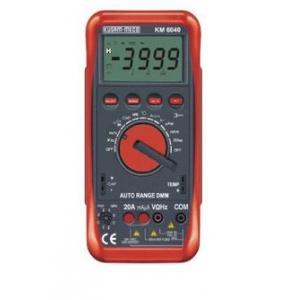 Kusam Meco KM 6040 Digital Multimeter (Professional Grade 3999 Counts)