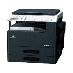 Konica Minolta Bizhub 206 Digital Laser Multifunction Printer