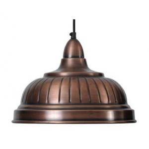 Stello Designer Decorative Vintage Antique Copper Pendant Light,...