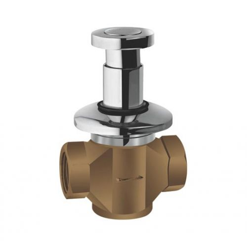 Hindware Bathroom Fittings: Buy Hindware Addon Single Flush Valve F850020 At Best