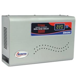 Microtek EM 4090+ Digital AC Voltage Stabilizer