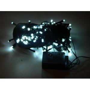 Tucasa White LED 19m String Light With 4 Level Speed Controller,...