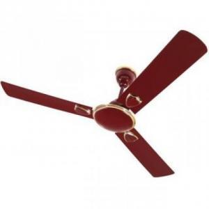 Surya Vortex 48 Inch Brown Ceiling Fan, Sweep: 1200 mm