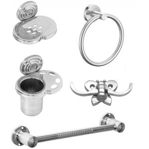 Doyours Stainless Steel 5 Pieces Bathroom Set, DY-0698