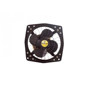 Black Cat 2300rpm Black Exhaust Fans, FH-006, Sweep: 150 mm (Pack of 2)