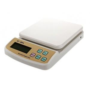 Stealodeal 10 Kg White Digital Kitchen Weighing Scale With Adapter,...