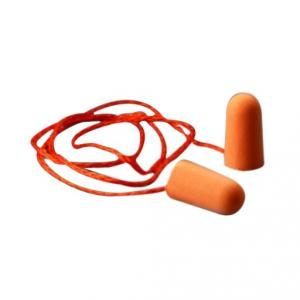 3M 29dB Corded Foam Orange Ear Plugs, 1110 (Pack of 20)