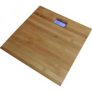 Stealodeal Digital Wooden Bamboo Body Weighing Scale, Weighing Capacity: 150 kg