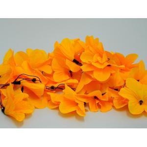Tucasa Orange Flower String Light, DW-15