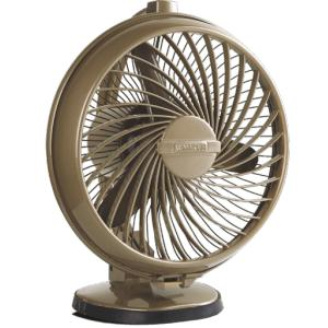 Luminous 55W Brown Buddy-Hi Speed Personal Table Fan, Sweep: 230 mm