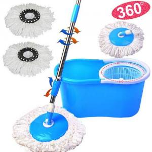 Silverware 360 Degree Spin Floor Cleaning Magic Mop