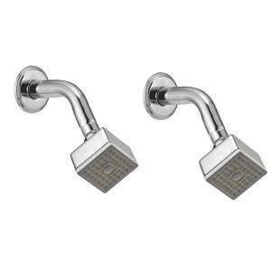 Kamal Diplomat Overhead Shower With Arm, OHS-0154-S2 (Pack of 2)
