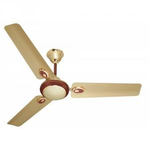 Gourav 3-Blade 1200mm Light Brown Vista Ceiling Fan